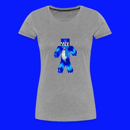 GamingSkill Skin - Frauen Premium T-Shirt