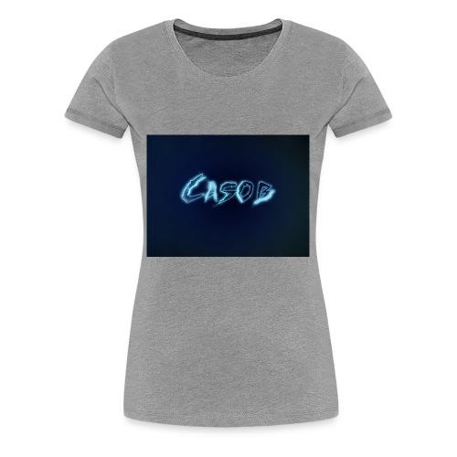 new casob desighn - Women's Premium T-Shirt