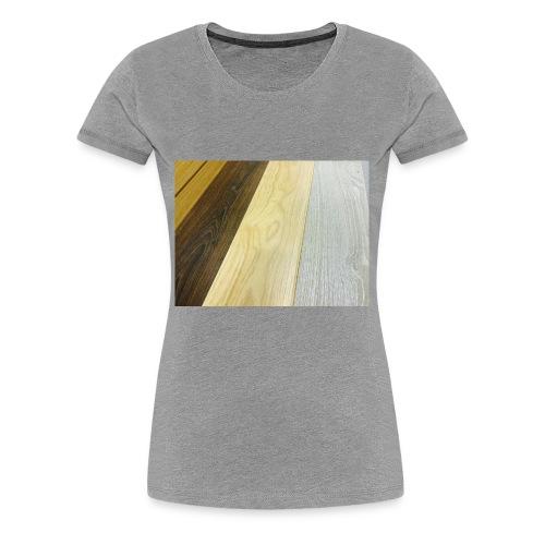 Texturas - Camiseta premium mujer