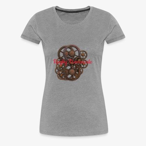 Rugby provençale - T-shirt Premium Femme