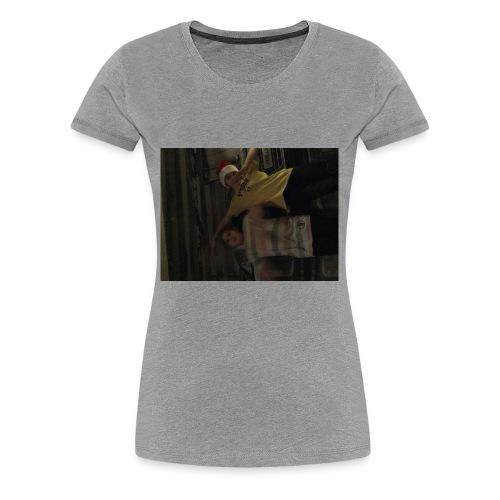 Livia och Dante - Premium-T-shirt dam