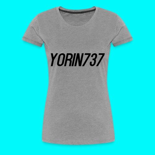 yorin737 mok - Vrouwen Premium T-shirt