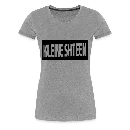 kleine shteen - Vrouwen Premium T-shirt