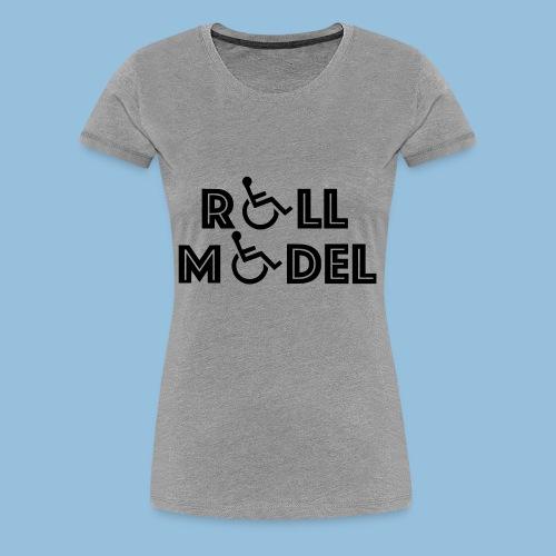 RollModel - Vrouwen Premium T-shirt