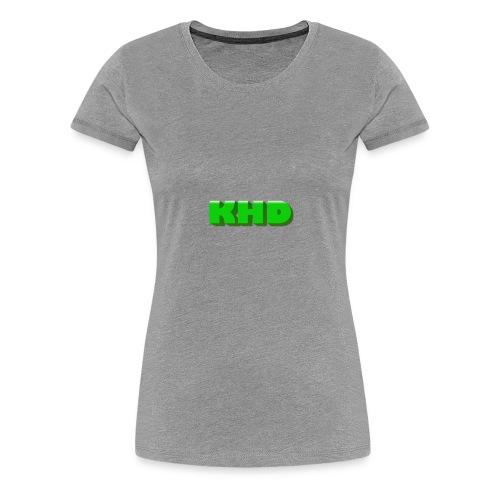 KHD - Frauen Premium T-Shirt