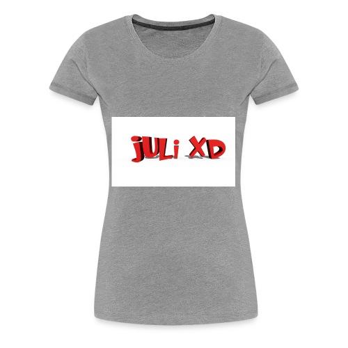 Mousepad - Frauen Premium T-Shirt