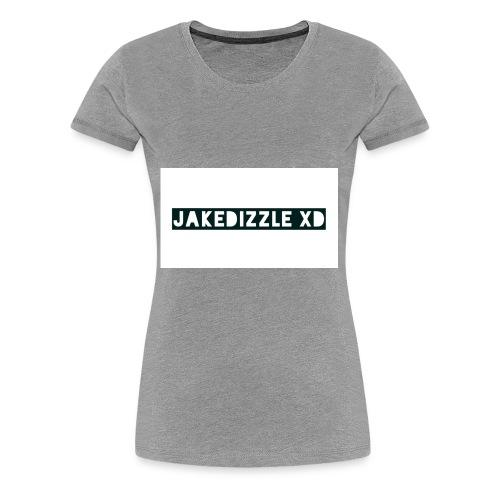 C13D6B88 BF48 4007 8CFC 8A37FA1C03F0 - Women's Premium T-Shirt