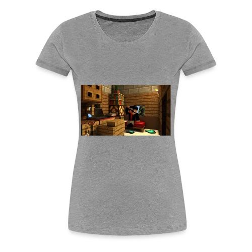 TRadeOfNorway T-Skjorte - Premium T-skjorte for kvinner