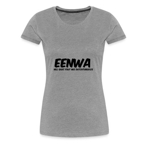 GaatFout - Vrouwen Premium T-shirt