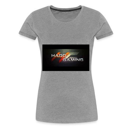 HG Logo - Frauen Premium T-Shirt