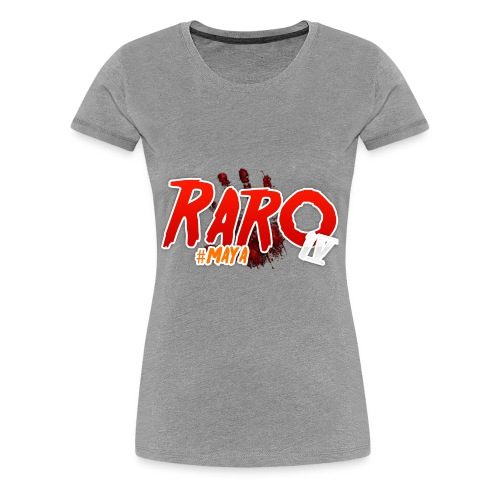 #Maya Raro Merch - Women's Premium T-Shirt