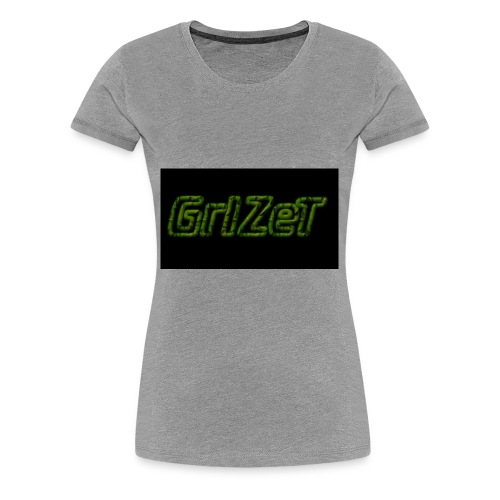 Grizet Merch - Frauen Premium T-Shirt