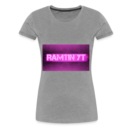 Ramtin - Frauen Premium T-Shirt