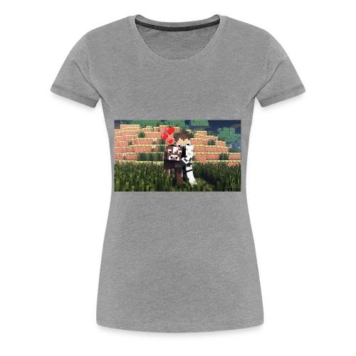COW + Repreax - Frauen Premium T-Shirt