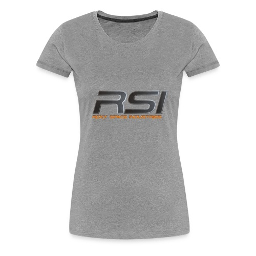 Roxy Space Industrie - T-shirt Premium Femme