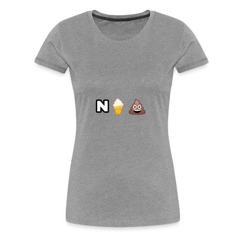 NiceScheisss... - Frauen Premium T-Shirt