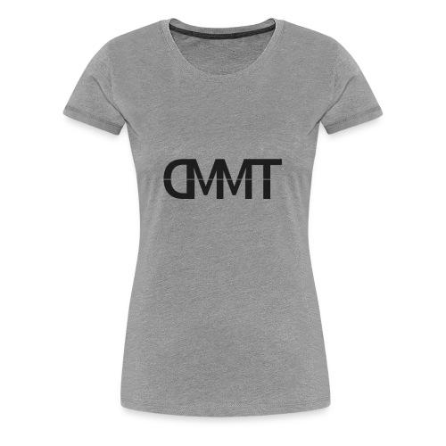 DMMT Logo ohne Stern - Frauen Premium T-Shirt