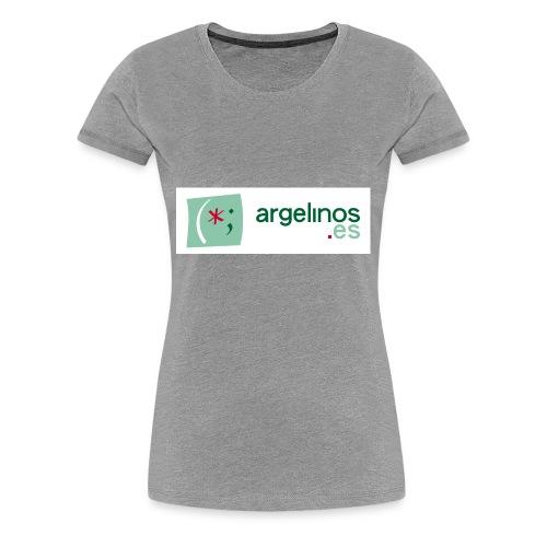 ArgelinosTshirt - Camiseta premium mujer