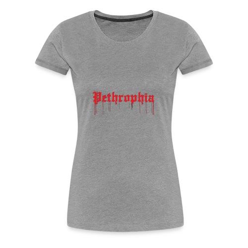 just_pethrophia - Women's Premium T-Shirt