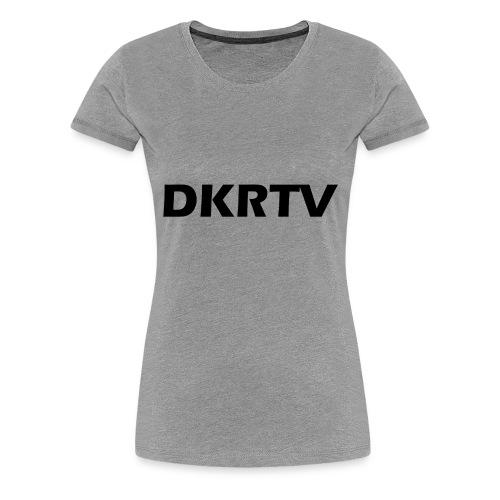 DKRTV - Frauen Premium T-Shirt
