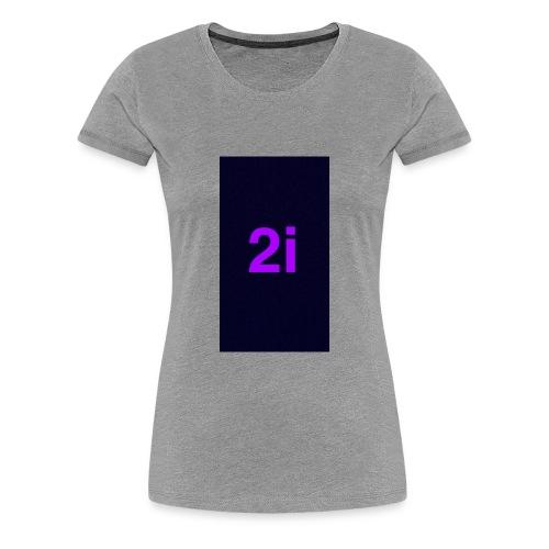 2i - T-shirt Premium Femme