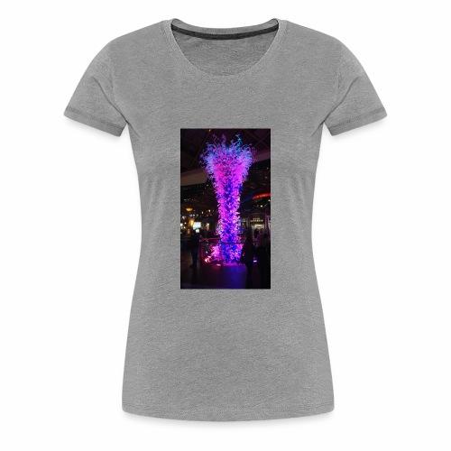 Glass Art - Naisten premium t-paita
