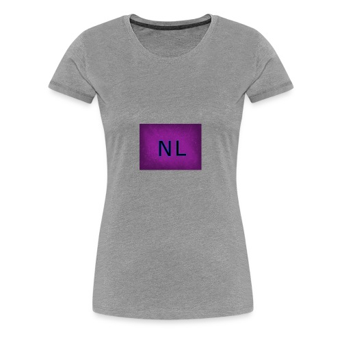 Snyggt marke - Premium-T-shirt dam