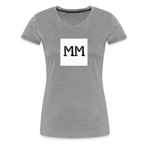 Clothing - Women's Premium T-Shirt