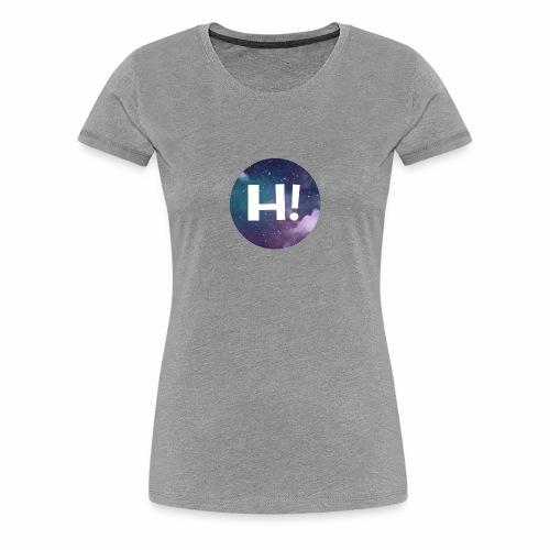 H! - Women's Premium T-Shirt