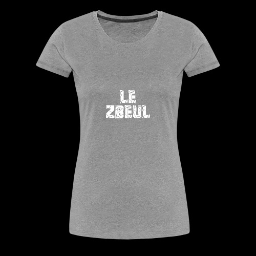 Le logo - T-shirt Premium Femme
