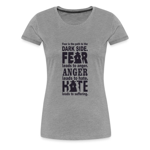 F06 - Women's Premium T-Shirt