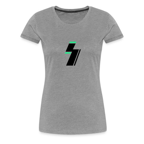 Stight - T-shirt Premium Femme