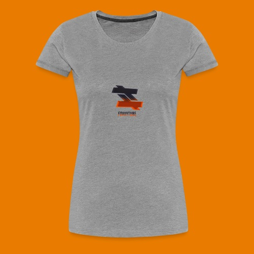 FoxxyTube Cap - Women's Premium T-Shirt