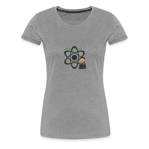 science-icon-18_yt - Women's Premium T-Shirt