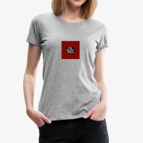 The Black Birds - Camiseta premium mujer