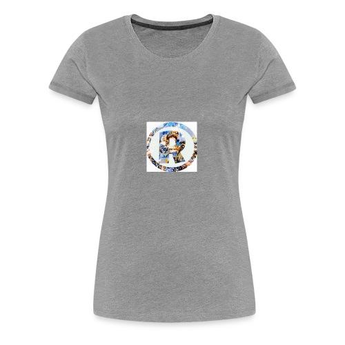 RazeDT design - Naisten premium t-paita