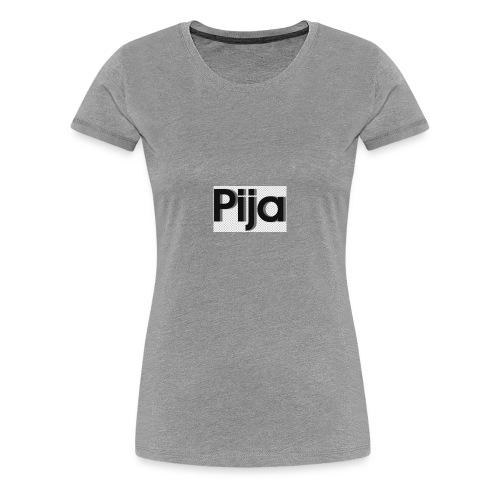 Pija summer 2017 - Vrouwen Premium T-shirt