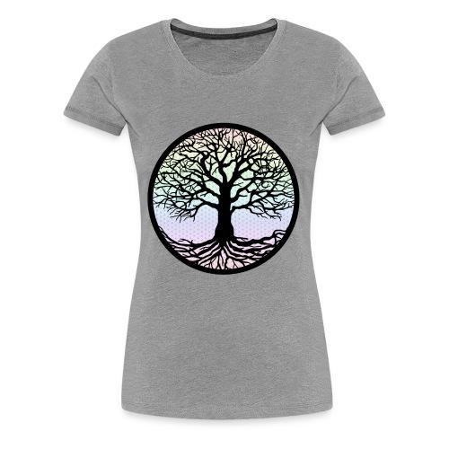 Baum des Lebens - Tree Of Life - Frauen Premium T-Shirt