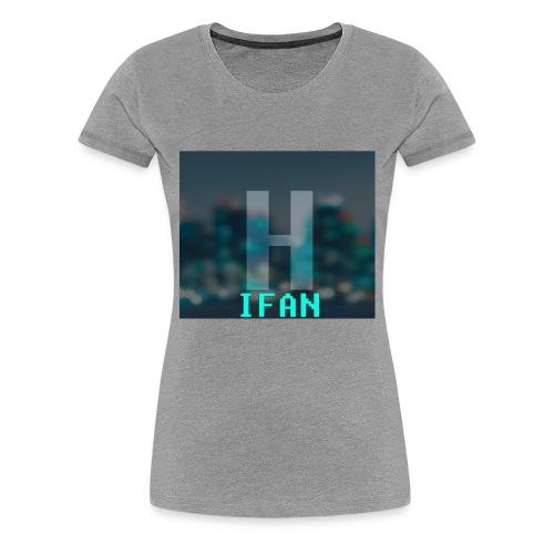 HardstyleEurope-T'Shirts - Premium T-skjorte for kvinner
