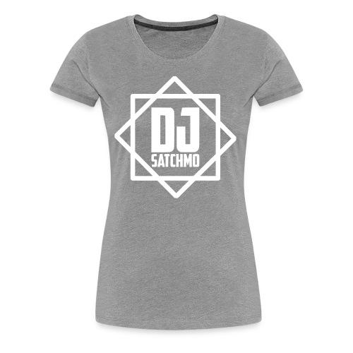 DJ Satchmo Merchandise - T-shirt Premium Femme