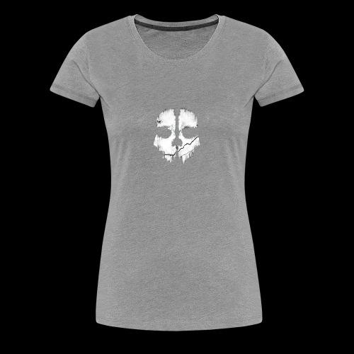 Ghost - Frauen Premium T-Shirt