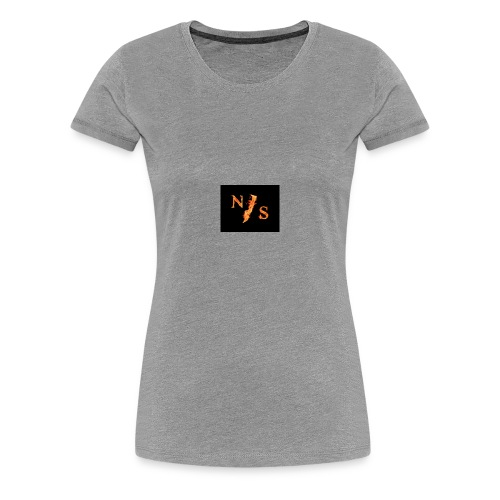 NillSkill ORIGINAL KLÆR - Premium T-skjorte for kvinner