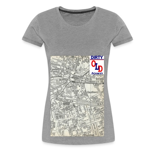 Coronation St - Women's Premium T-Shirt