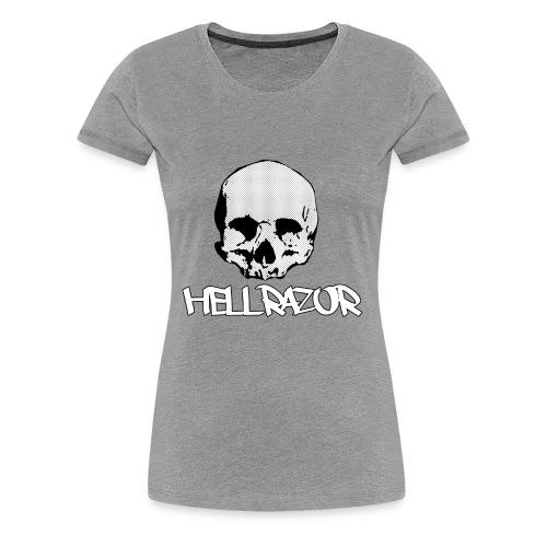 Hellrazor MK4 - Maglietta Premium da donna