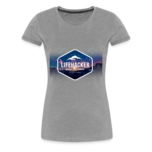 Lifehacker - Frauen Premium T-Shirt