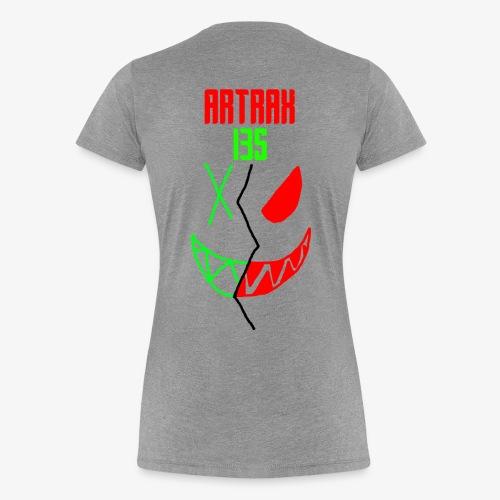 artrax - T-shirt Premium Femme