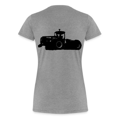 CIH9370 - Premium-T-shirt dam
