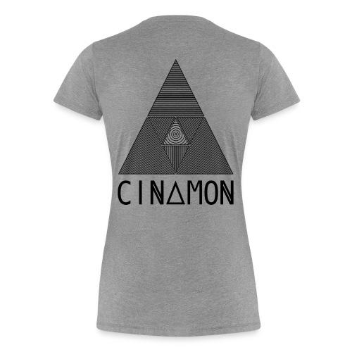 Prïsm - black - T-shirt Premium Femme