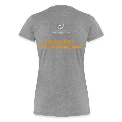 JBP - Frauen Premium T-Shirt