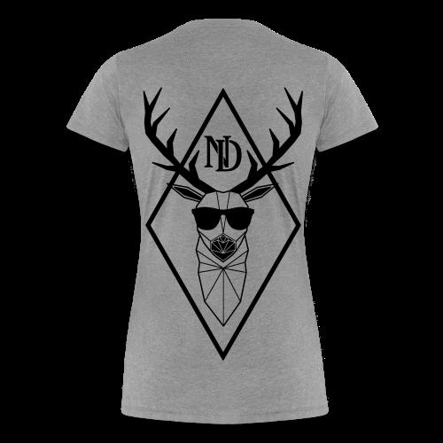 Natura Designs - Frauen Premium T-Shirt